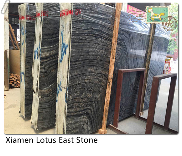 Chinese best sell polished Antico wood marble