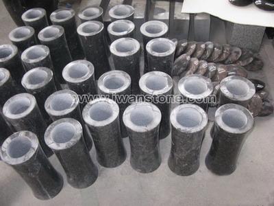 shanxi black vase