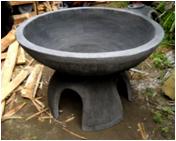 Stone Garden Pots P5