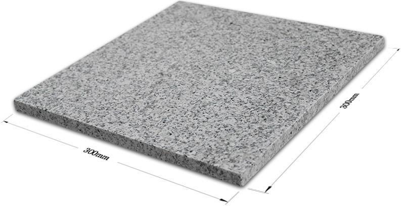 G603 Granite Tiles and Pavers Polished Flamed Bush Hammered