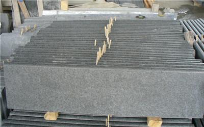 G684 Black Basalt Step