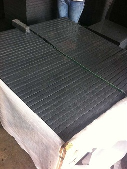 G654 Granite Red China Granite Tile Slab Countertop