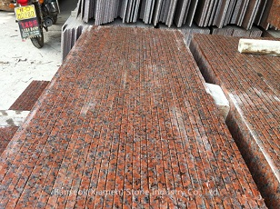 Maple Red Granite China Red Granite