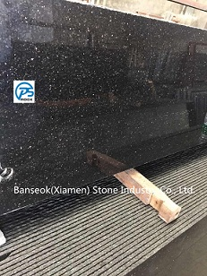 Black Galaxy Granite China Slate