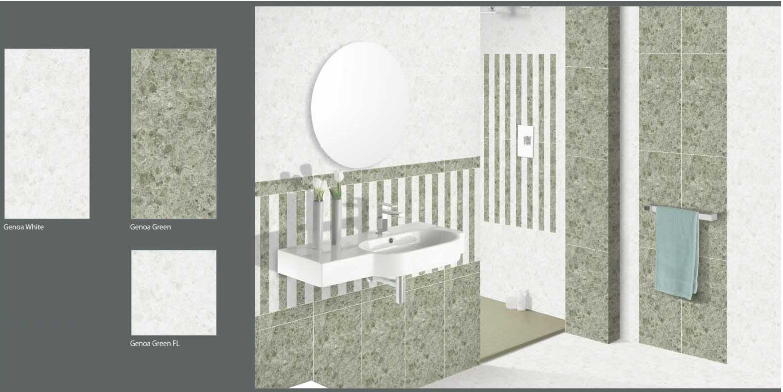 Ceramics Wall Tiles