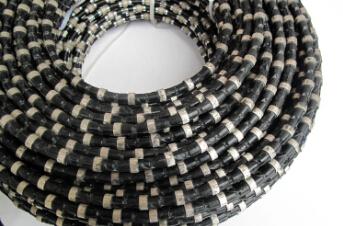 Diamond Wire Saw for Granite Block Squaring