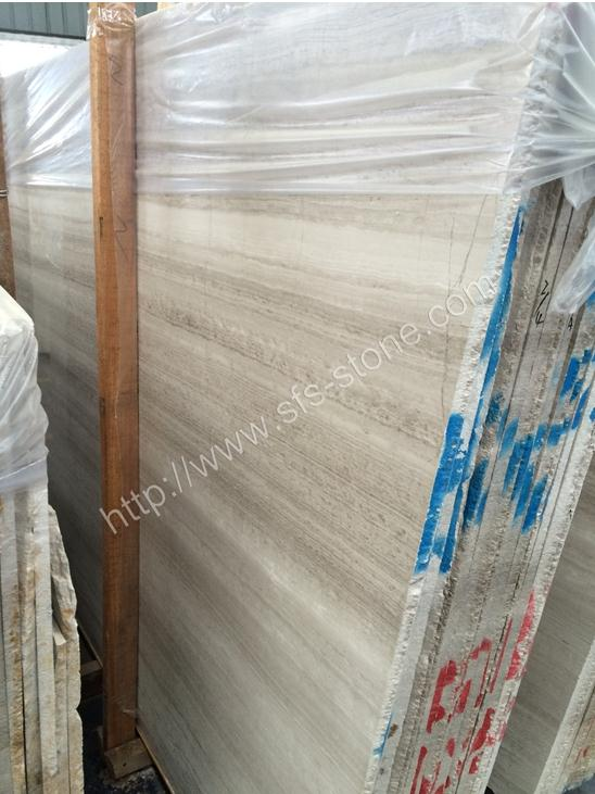 White Marble Wood
