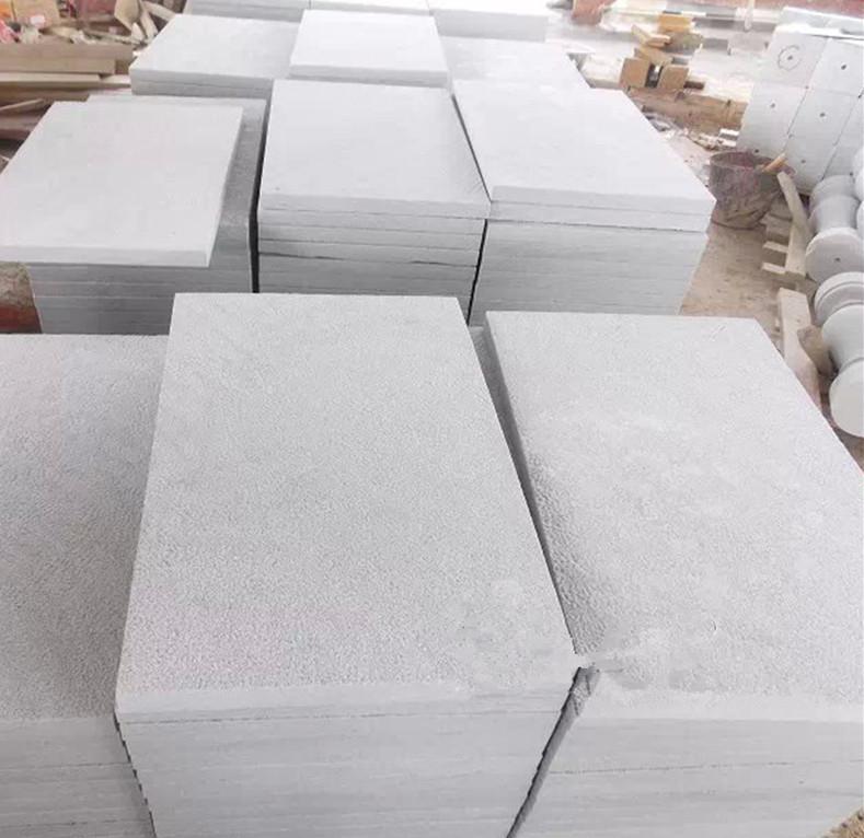 White Sandstone unique white for unique household living