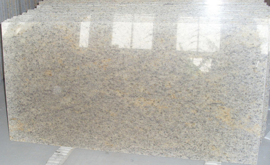 China Kashmir White polished tiles on bargain