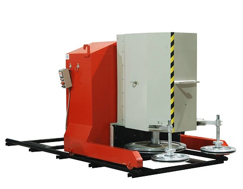Kur TK100 Diamond wire cutting machine