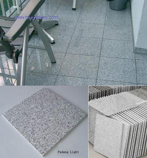 Granite tile G603