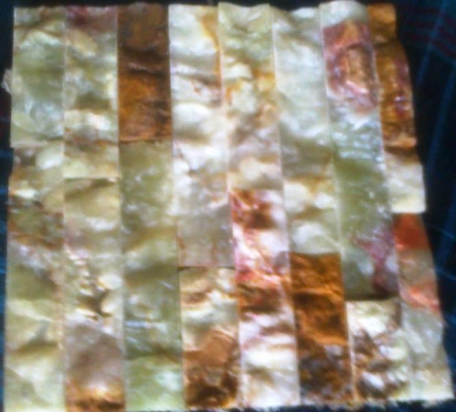 onyx hand made mosaic