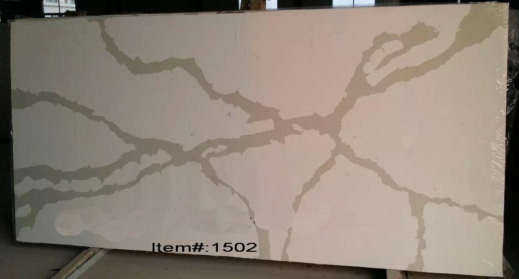 Multicolor quartz artificial quartz stone
