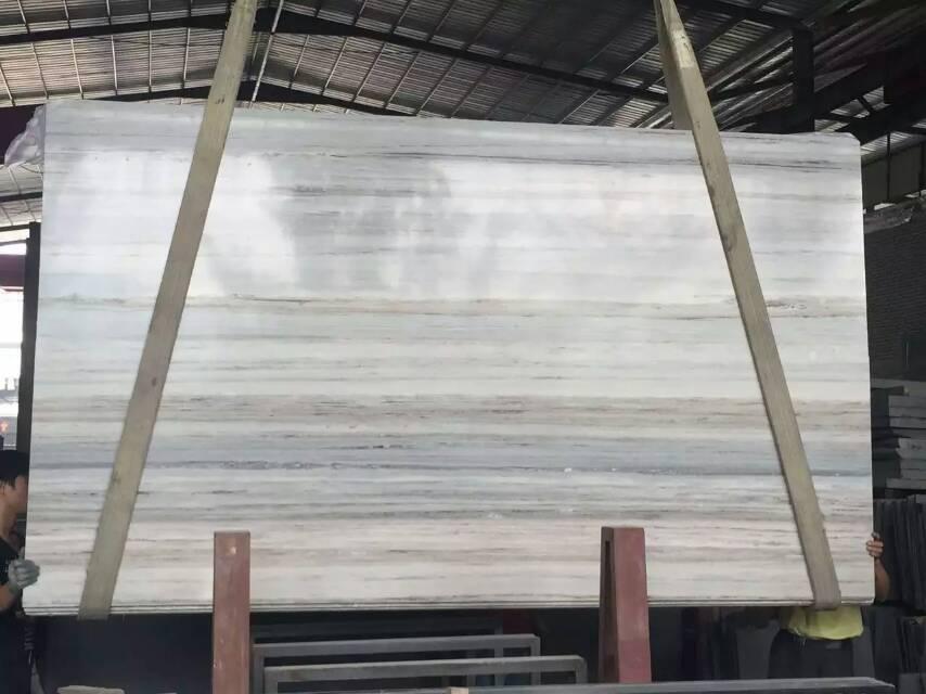 Crystal wood grain marble on sale