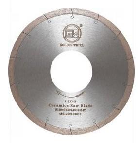 Laser trough Ceramics saw blade 180