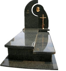 High quality granite tombstone