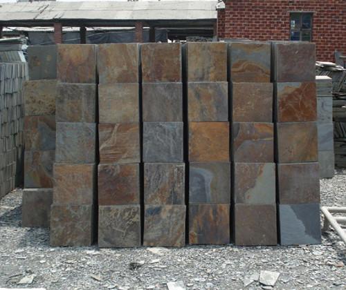 rusty slate ,culture stone ,chinese slate