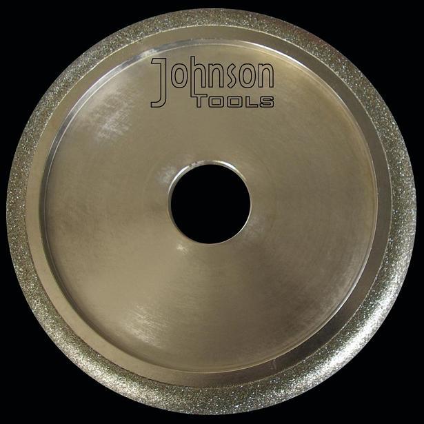 OD200mm Electroplated diamond profile wheel