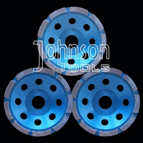 115mm grinding single row cup wheel