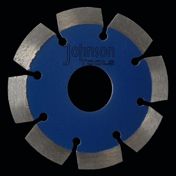 105mm Diamond laser saw blade for general purpose cutting