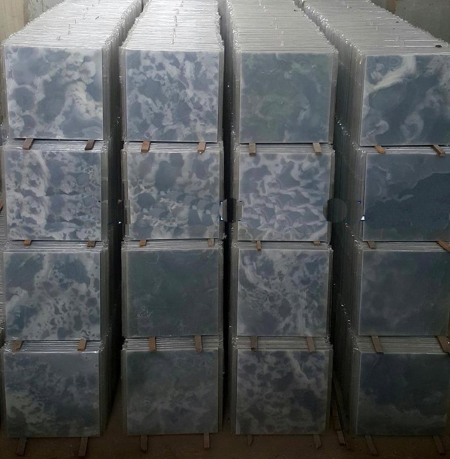 Blue Onyx Tiles