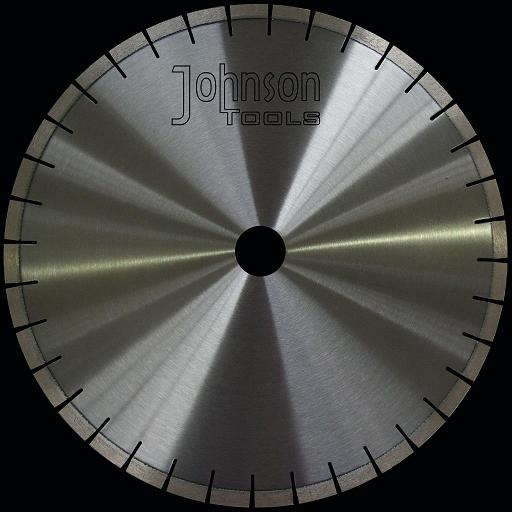 500mm laser Cutting saw blade for granite