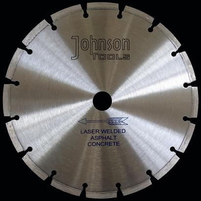230mm Diamond laser saw blade for general purpose