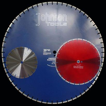 Diamond Laser saw blade for general purpose