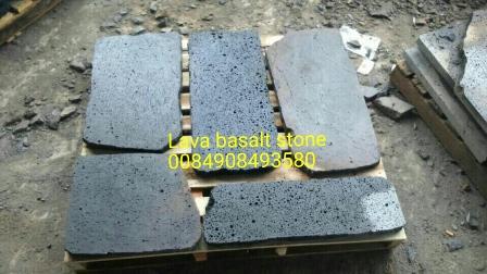 Lava basalt stone basalt holes stone