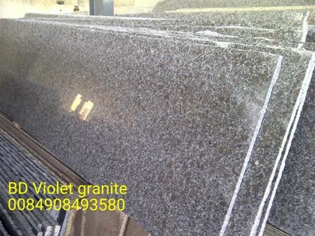 BD violet granite