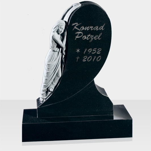 New style granite monument granite headstone