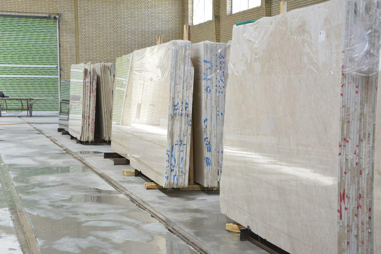 Dehbid Marble Slabs