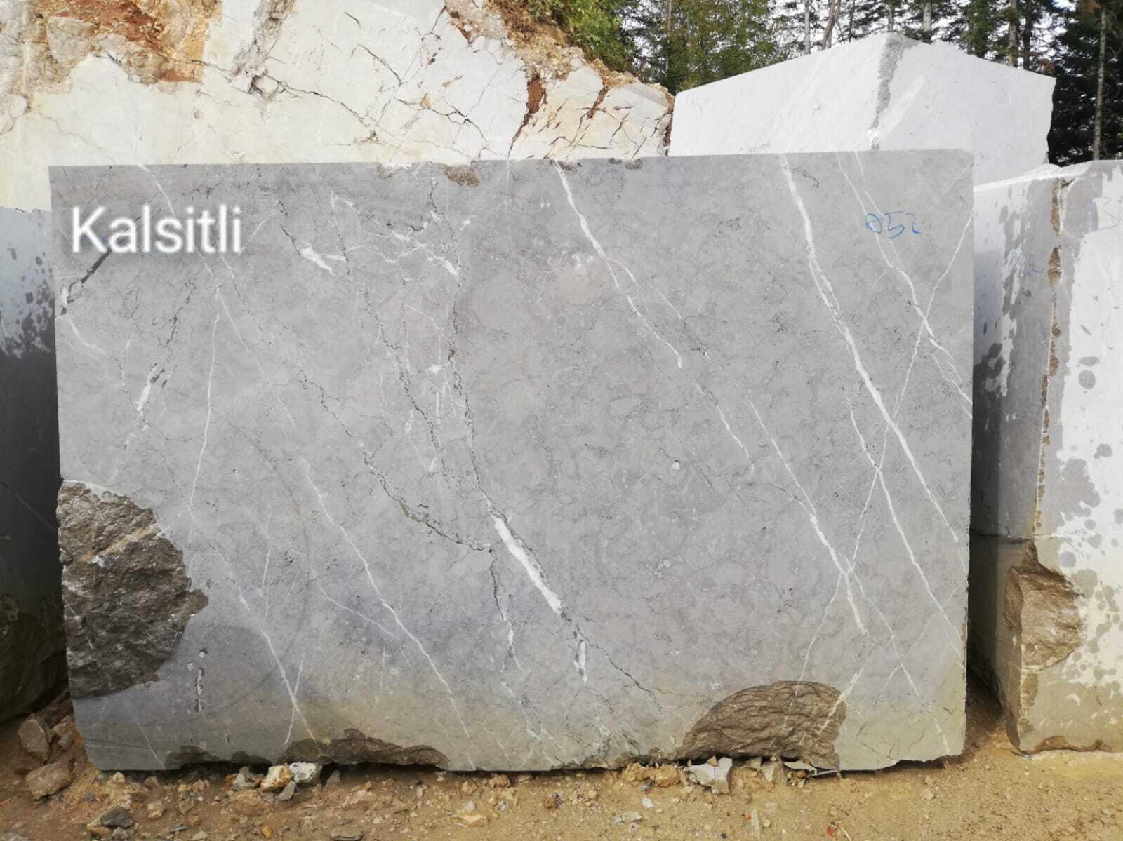 Calcite Marble blocks