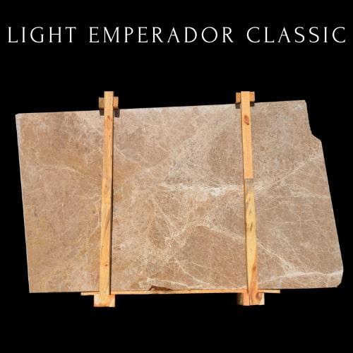 Beige Marble - Light Emperador Classicc