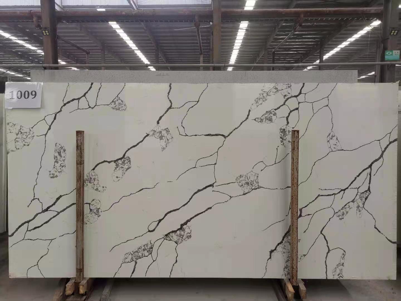 Artificial quartz stone slab 3200 1600 20mm