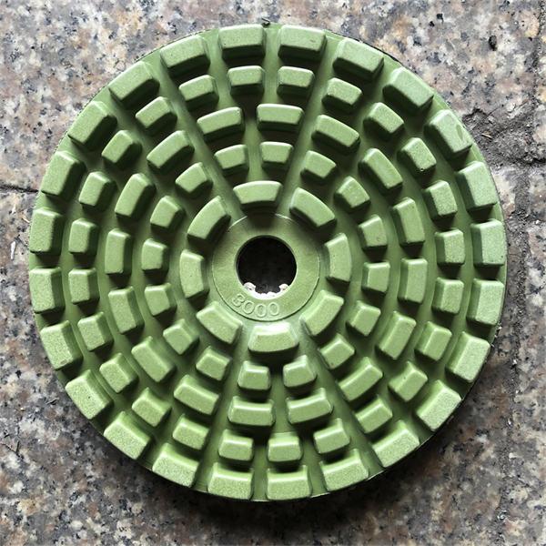 Polishing Pad Abrasive 3000 B Grade