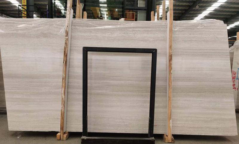 Wooden White Marble White Wood Vein Limestone