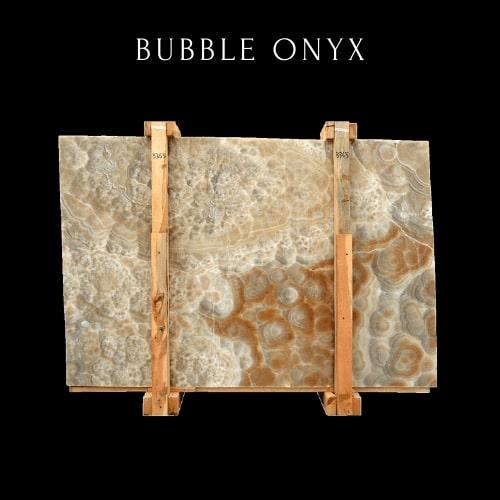 Bubble Onyx -Onyx Miele