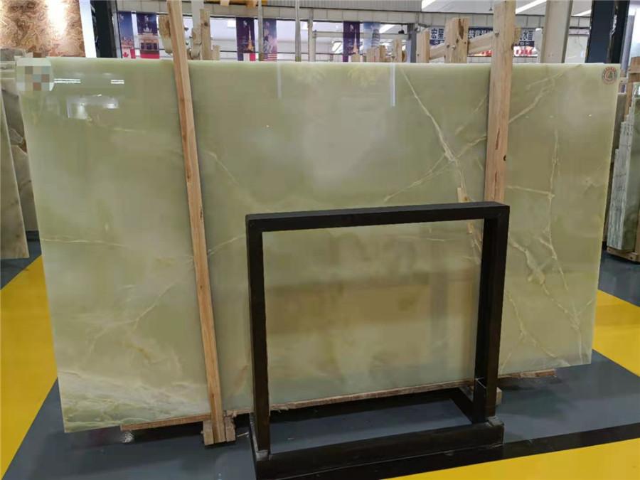 Green Onyx Quart Marble