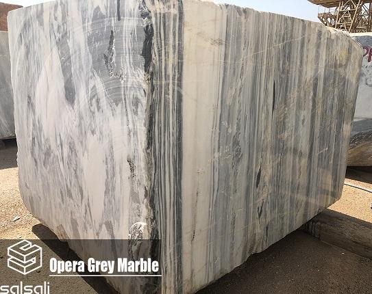 Opera Gray Marble