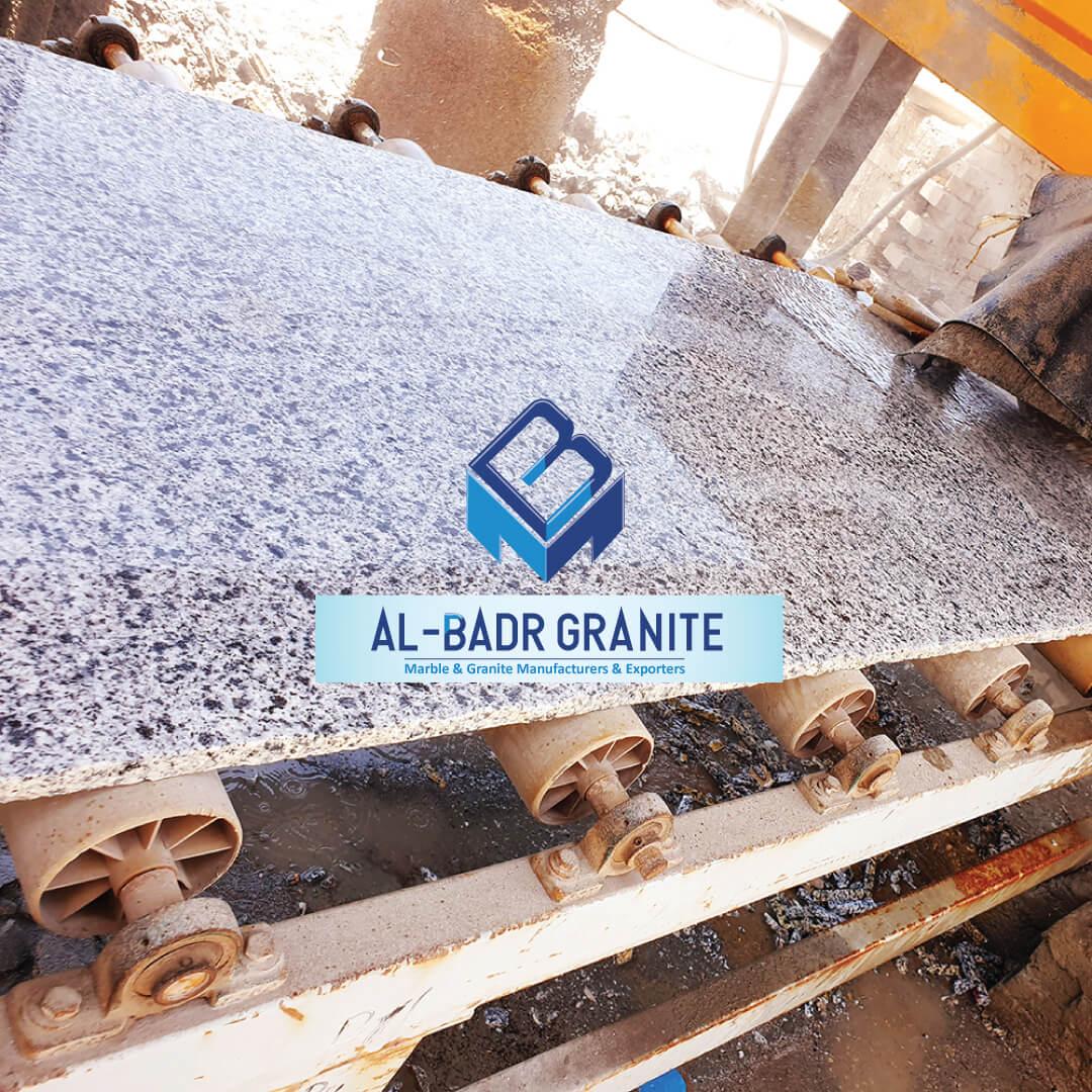 Grey Granite Slabs - Granito Gris