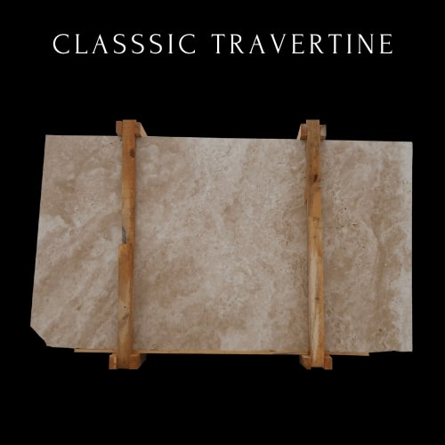 Classic Travertine - Light Beige Travertine