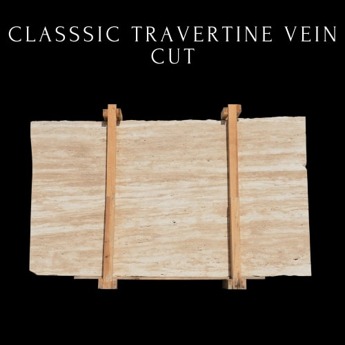 Classicc Travertine Vein Cut - Light Travertine