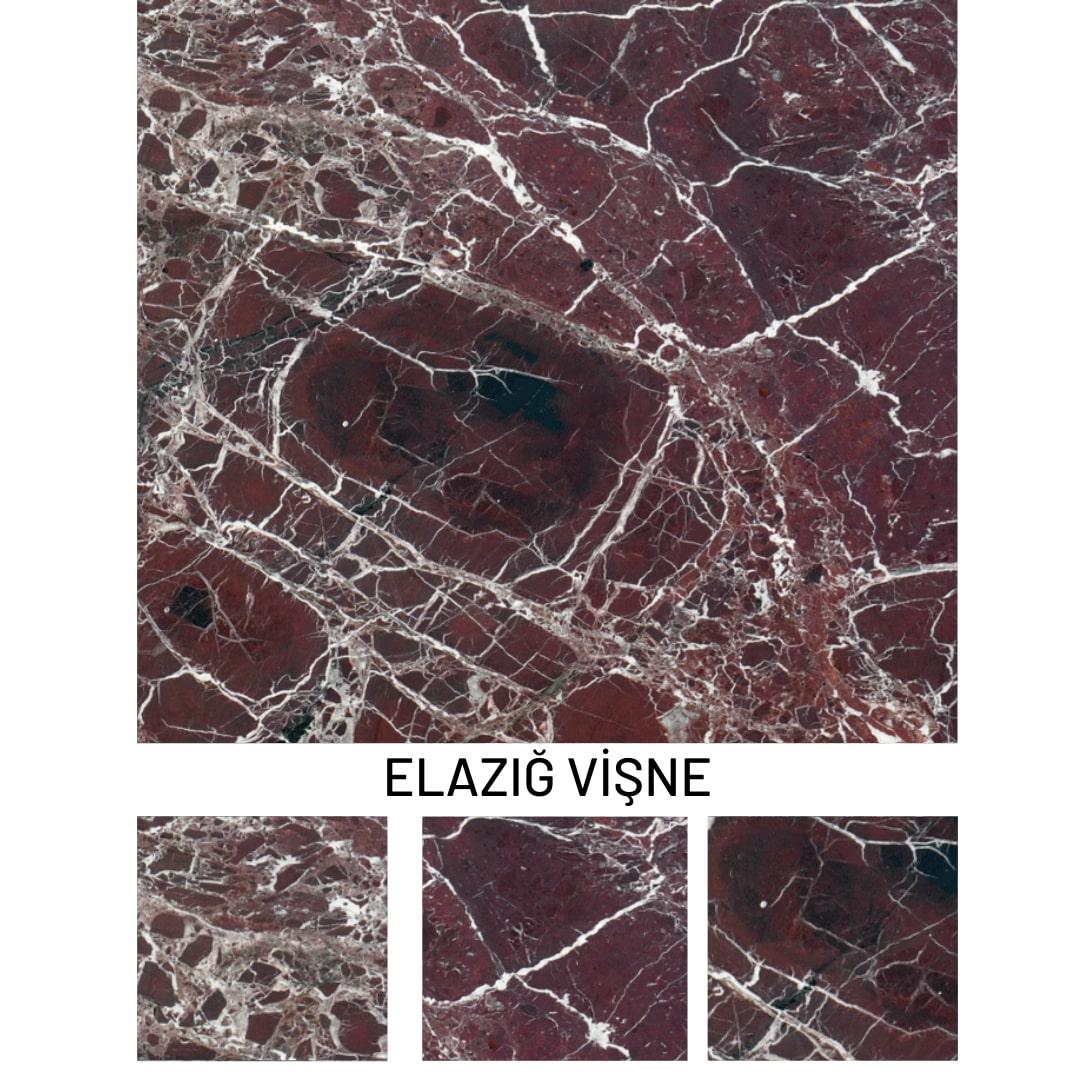 Elazig Cherry Marble-Rosso Laguna