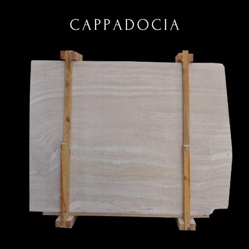 White Travertine - Classicc Travertine-Cappadocia