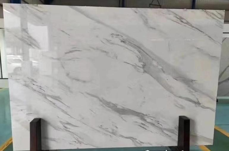 Artificial Marble Volakas White
