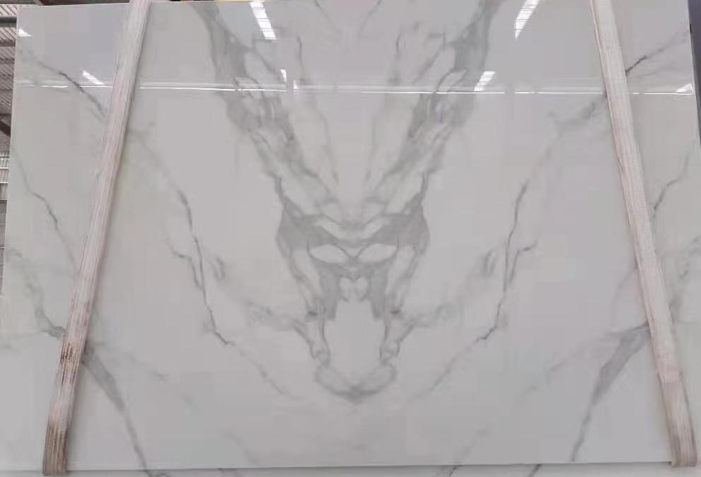 Artificial Marble 3D  Calaeatta White