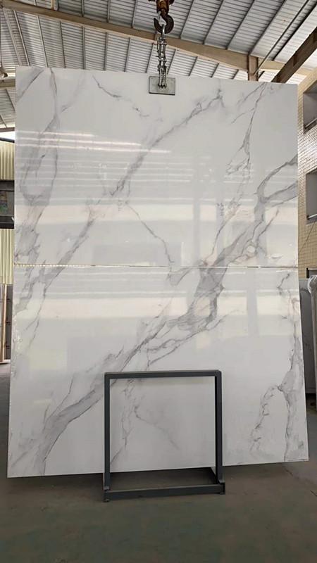 Artificial Marble Statuario White