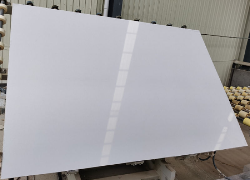 Artificial Marble China White