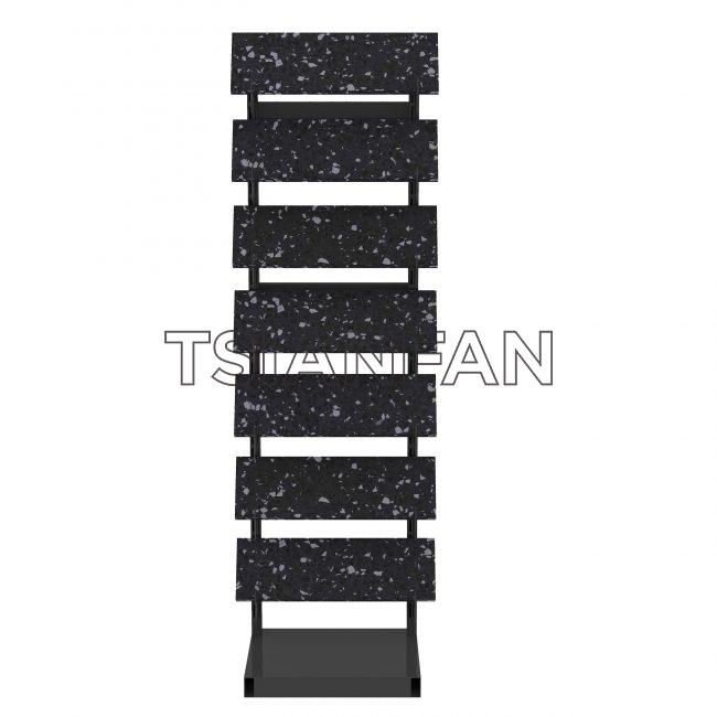 Marble Flooring Samples Display Rack Stand ST-28